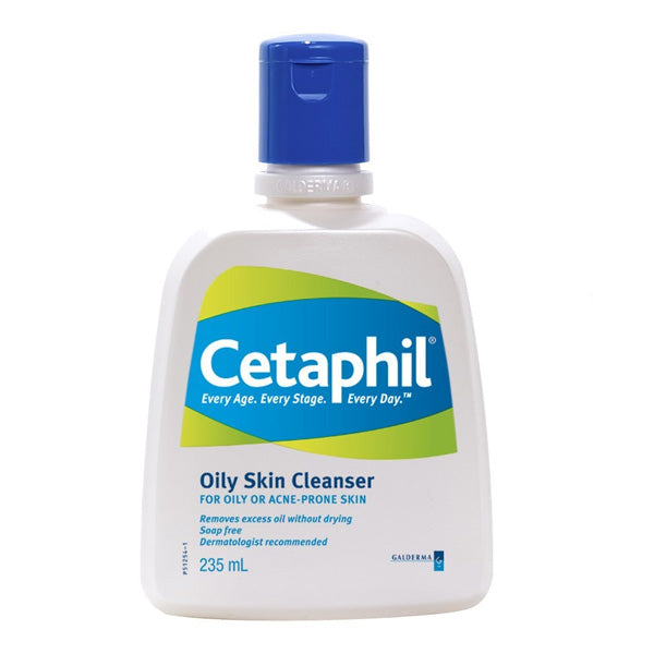 Cetaphil Oily Skin Cleanser 235ml