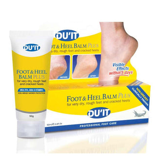 DU'IT Foot & Heel balm Plus 50g