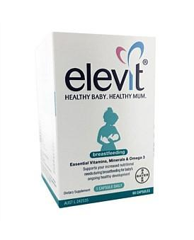 Elevit Breastfeeding Capsules