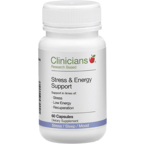 Clinicians Stress & Energy Support