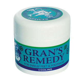 Gran's Remedy Cooling Foot Powder 50g
