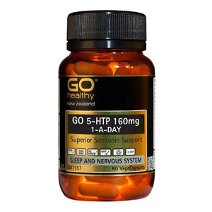 Go 5-HTP 160mg One-A-Day