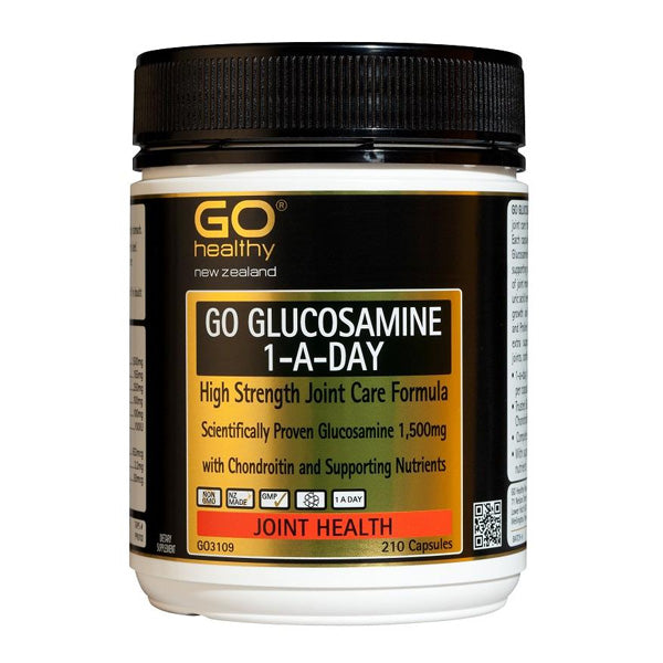 Go Glucosamine One-A-Day 1500mg