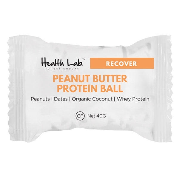 Peanut Butter Protein Balls Recover 40g