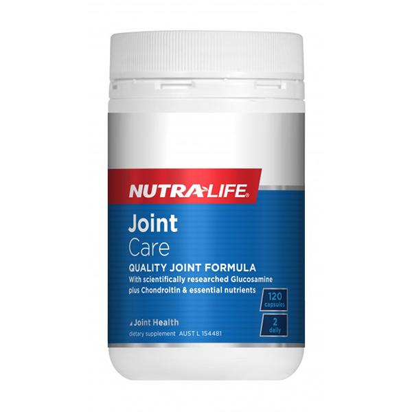 Nutra Life Joint Care Twin Pack