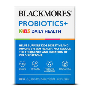 Blackmores Probiotics Plus Kids Daily