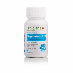Clinicians Magnesium 625 twin pack