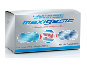 Maxigesic Pain Relief