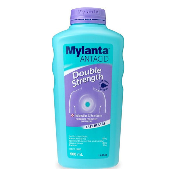 Mylanta Double Strength Liquid