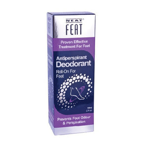 Neat Feat Roll-On Deodorant 60ml