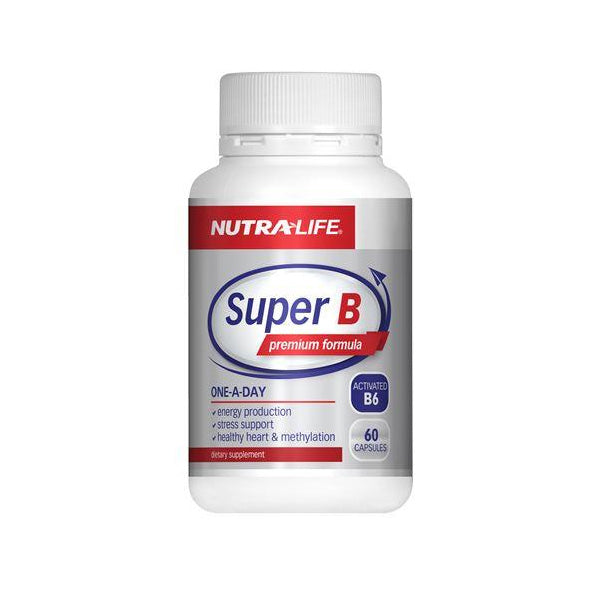 Nutra Life Super B One-a-Day