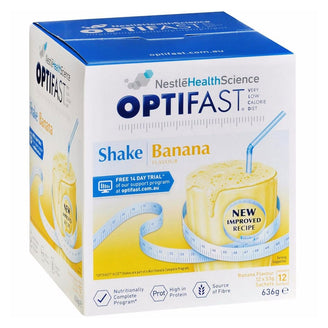 Optifast VLCD Milkshake Banana