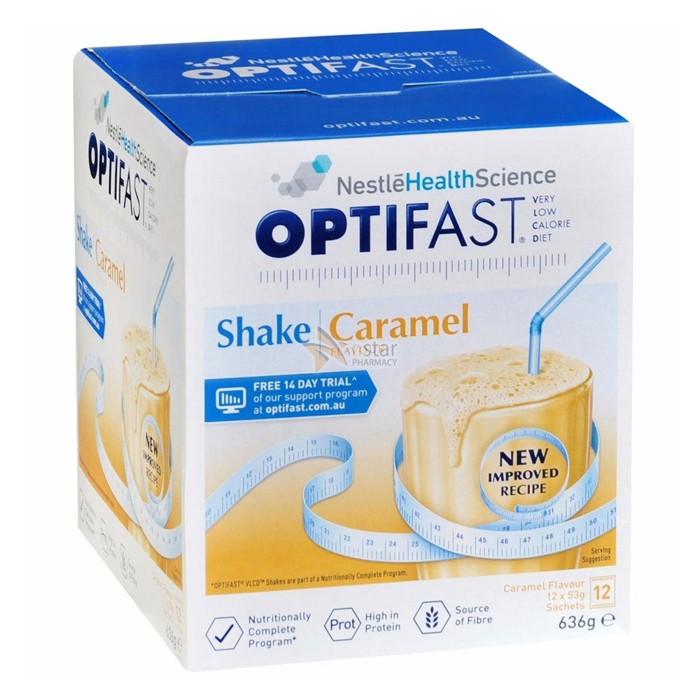 Optifast VLCD Milkshake Caramel