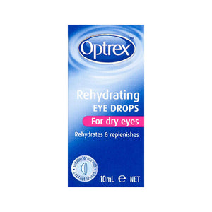 Optrex Rehydrating Eye Drops 10ml