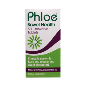 Copy of Phloe Bowel Heath Chewable Tablets