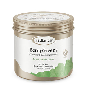 Radiance Berry Greens Powder