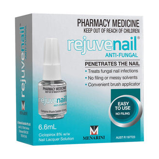 Rejuvenail Anti-Fungal Nail Solution 6.6ml