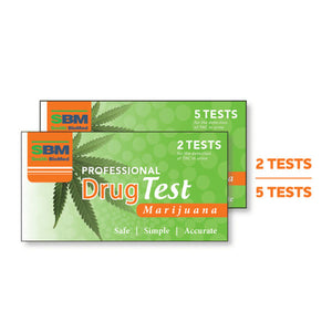 SBM Professional Drug Test Marijuana