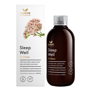 Harker Herbals Sleep Well 250ml