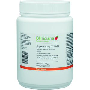 Clinicians Super Family C 2000
