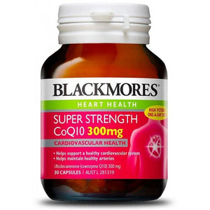 Blackmores Super Strength CoQ10 300mg