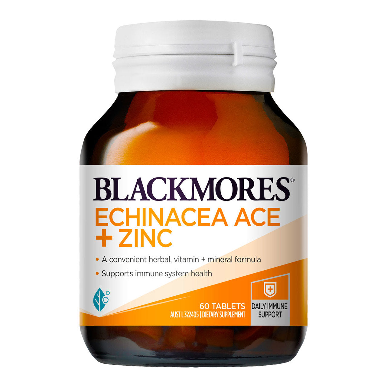 Blackmores Echinacea ACE + Zinc 60 Tablets