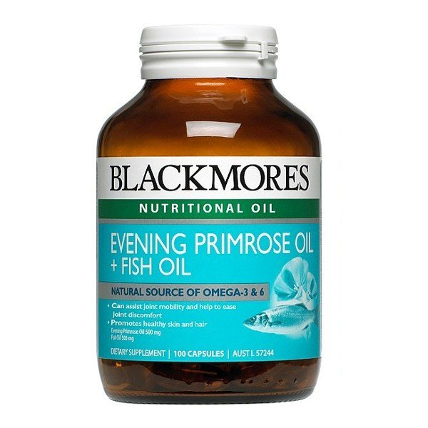 Blackmores Evening Primrose Oil Plus Fish Oil