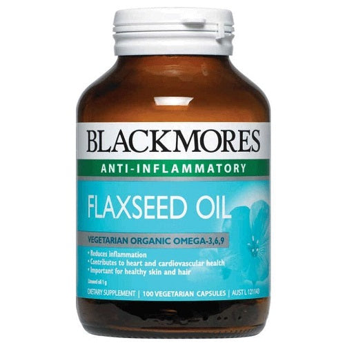 Blackmores Flaxseed Oil 1000mg