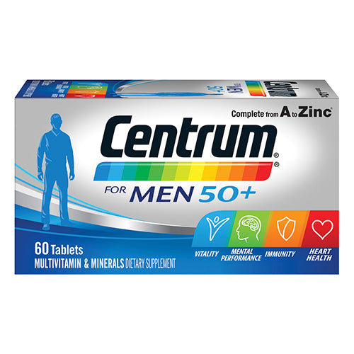 Centrum For Men 50 Plus