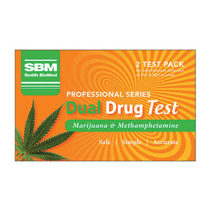 SBM Professional Dual Drug Test