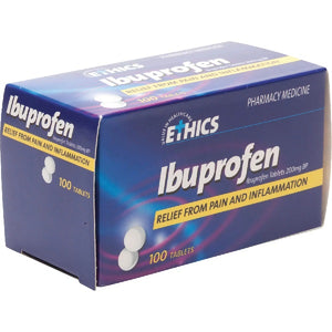Ethics Ibuprofen 200mg