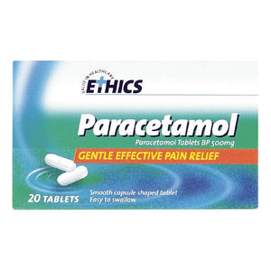 ETHICS Paracetamol 500mg (CS Tablets)