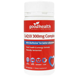 Good Health CoQ10 300mg Complex