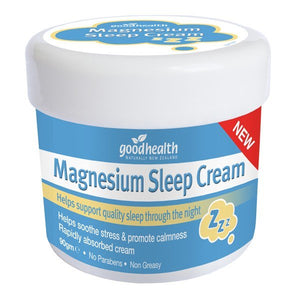 Good Health Magnesium Sleep Cream