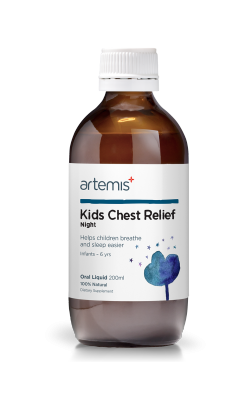 Artemis Kids Chest Relief Night