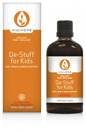 Kiwi Herb De-Stuff For Kids