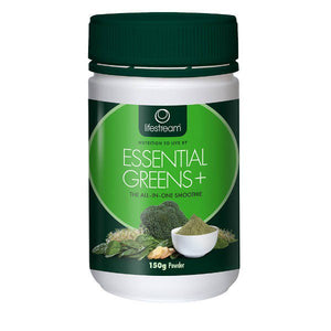 Lifestream Essential Greens Plus
