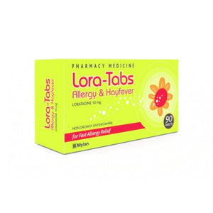 Lora Tab Allergy and Hayfever 10mg