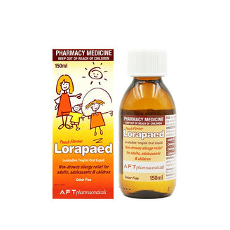 Lorapaed Syrup 150ml