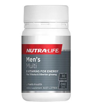 Nutra Life Mens Multi Complete 1-a-Day 30s