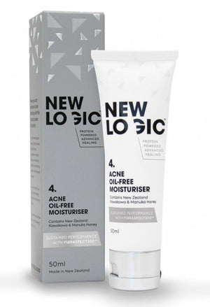 Step 4. New Logic Acne Oil-Free Moisturizer