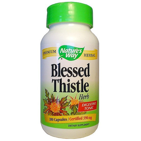Nature's Way Blessed Thistle 390mg