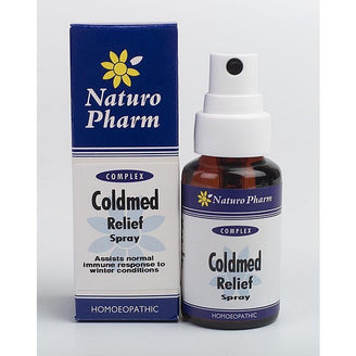 Naturo Pharm Complex Coldmed Relief