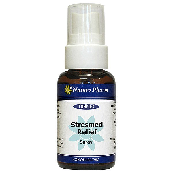 Naturo Pharm Stressmed Relief