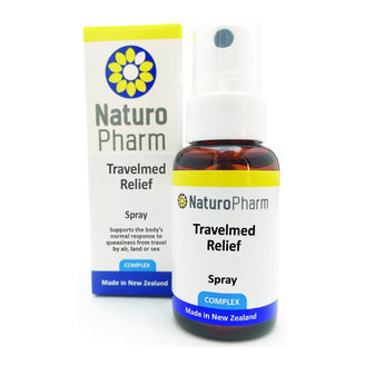 Naturo Pharm Travelmed Relief
