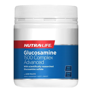 Nutra Life Glucosamine 1500mg Complex Advanced