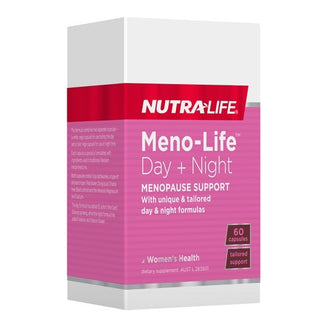 Nutra Life Meno-Life 24 Hour Support