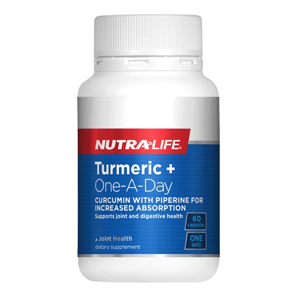 Nutra Life Turmeric Plus One-A-Day