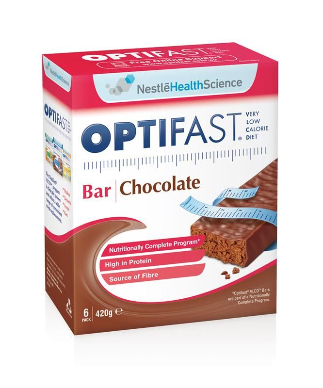 Optifast VLCD Bar Chocolate