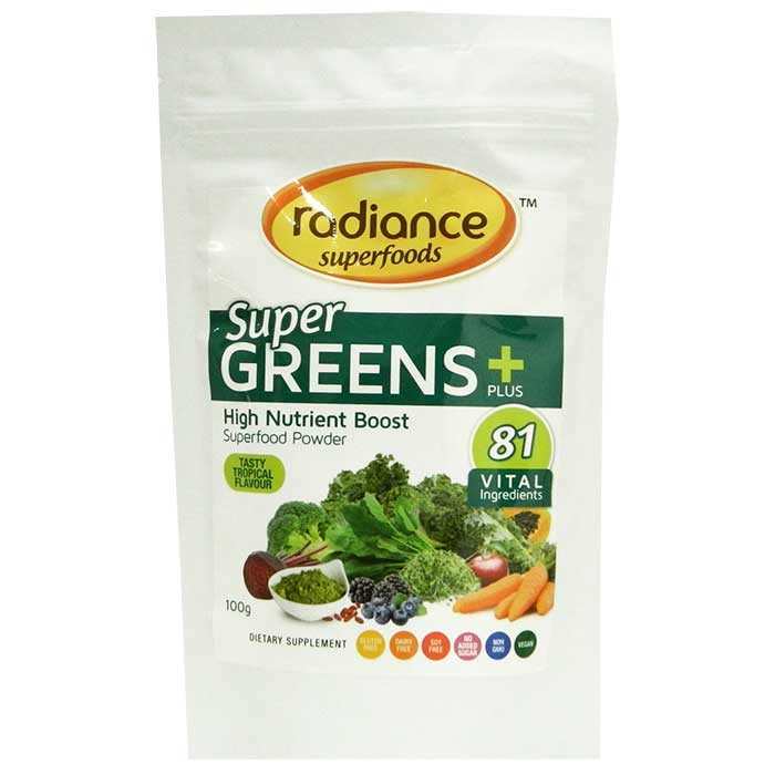Radiance Super Greens Plus
